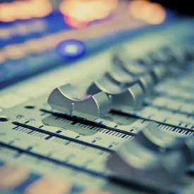 Audio and sound categories production guide support services