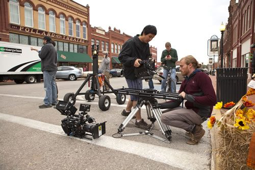Production filming - Oklahoma expatriates list