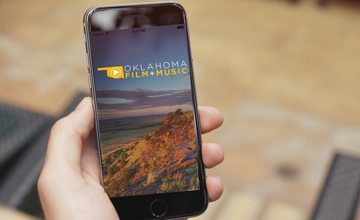 OFMO iPhone App by ReelScout