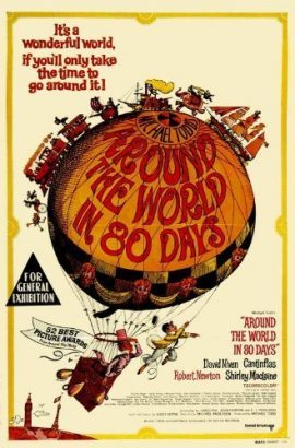 Around the World in Eighty Days Film
