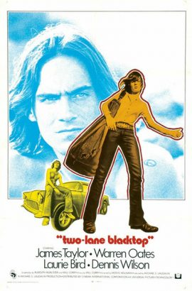 Two-Lane Blacktop Film