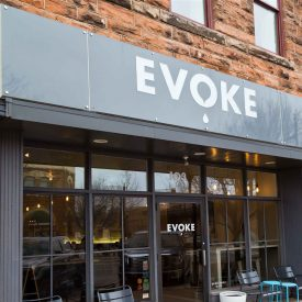 Location April 2015 Cafe Evoke