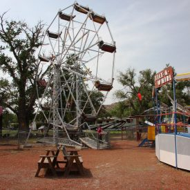 Location October 2015 fun park