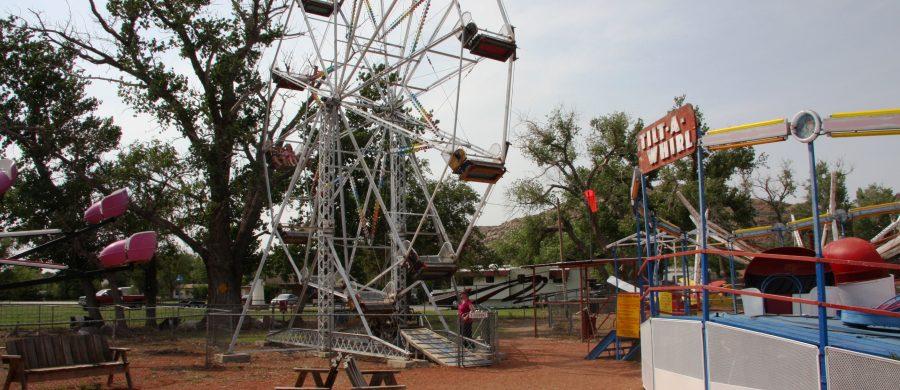 Location October 2015 fun park