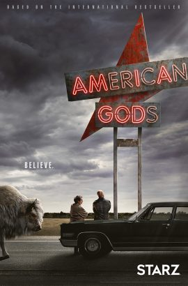 American Gods Television Show