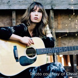 Music Artist January 2017, Katie Williams
