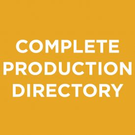 Complete Production Directory, Crew
