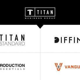 Titan Business Group logos