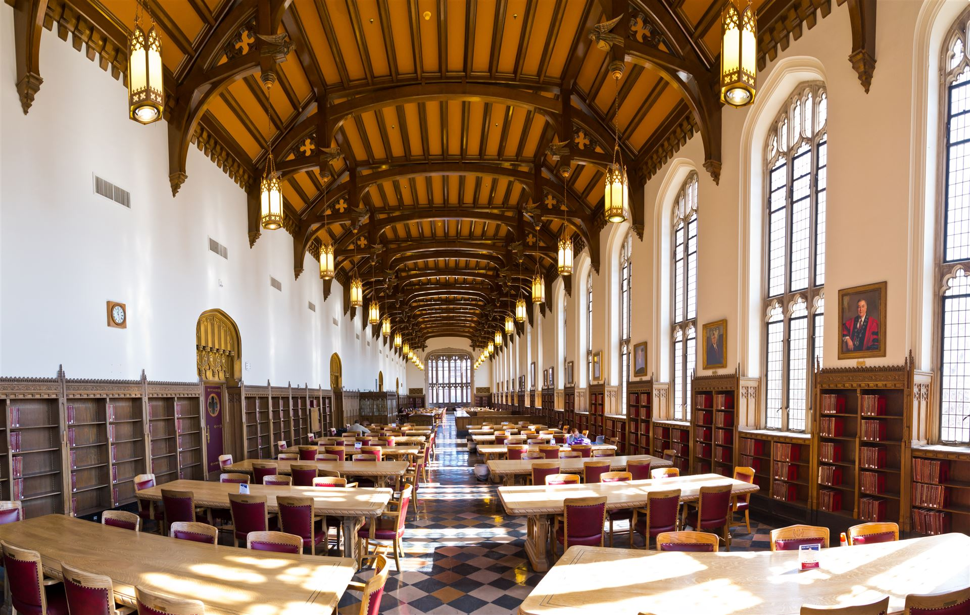 Amazing Bizzell Memorial Library OU