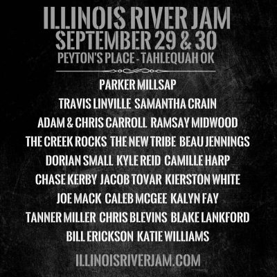 Illinois River Jam 2017