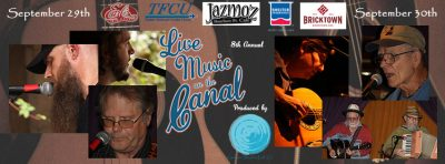 Live Music on the Canal 2017