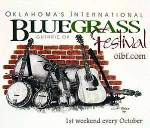 Oklahoma's International Bluegrass Festival