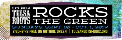 Tulsa Roots Rocks the Green 2017