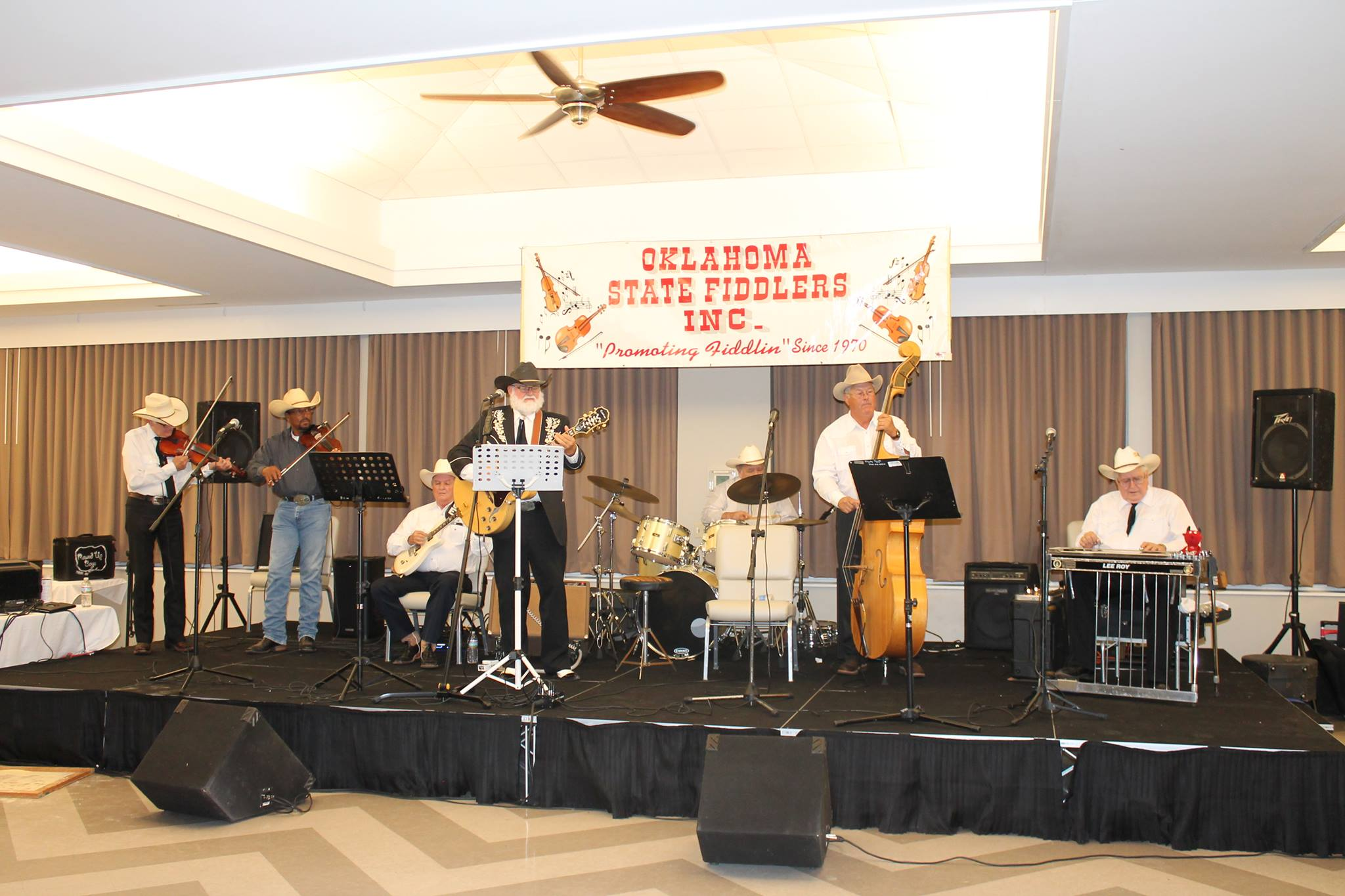 Oklahoma State Fiddlers Convention 2018
