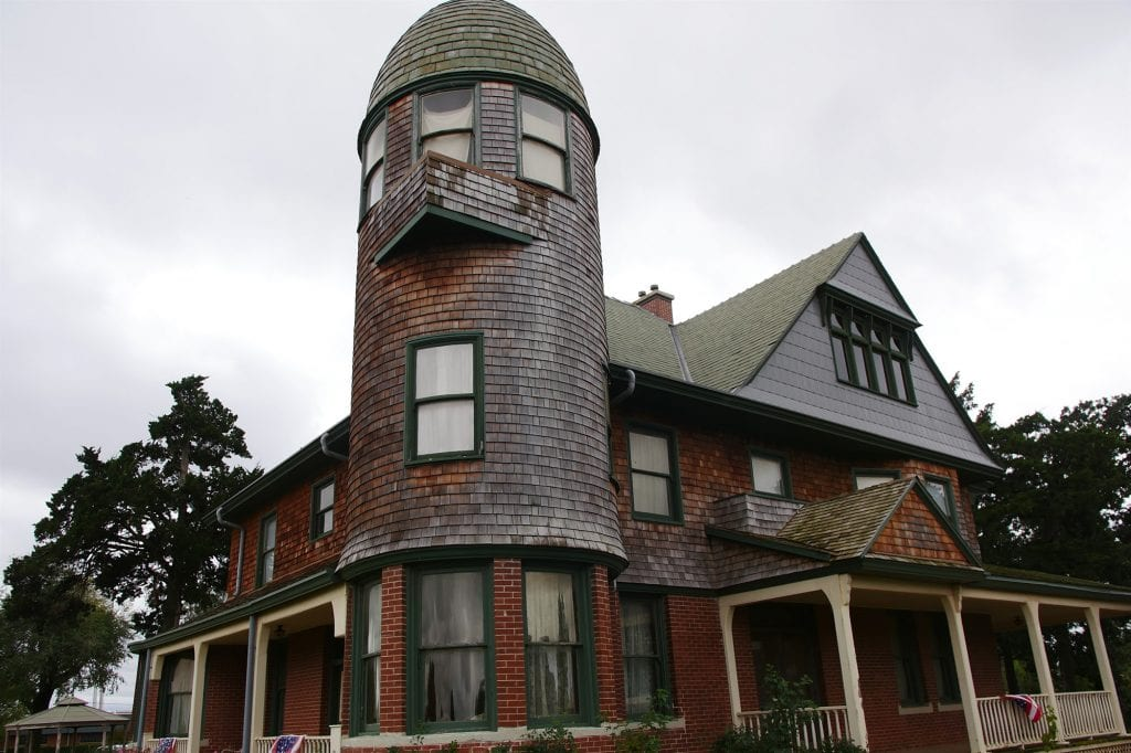 Governor A.J. Seay Mansion