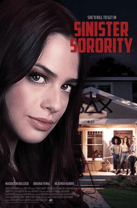 Sinister Sorority Poster