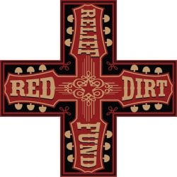 Red Dirt Relief Fund Logo