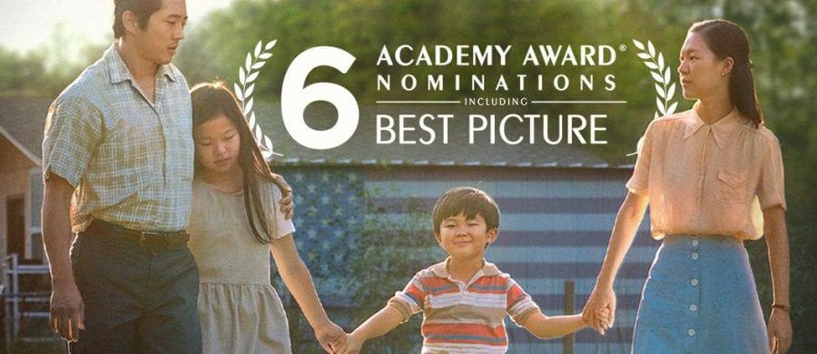 Minari at the Oscars