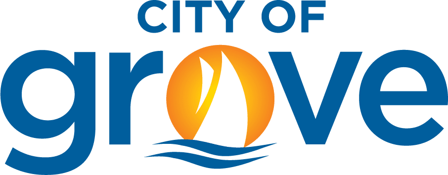 City of Grove Logo PNG