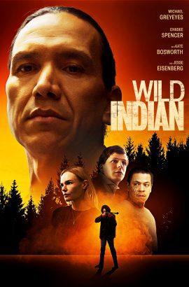 Wild Indian Poster